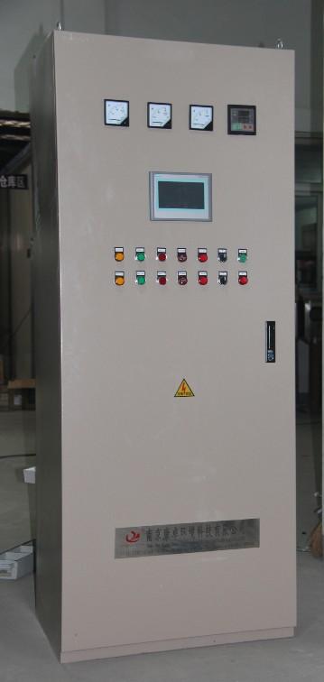 南京农业大学PLC控制柜已交付使用