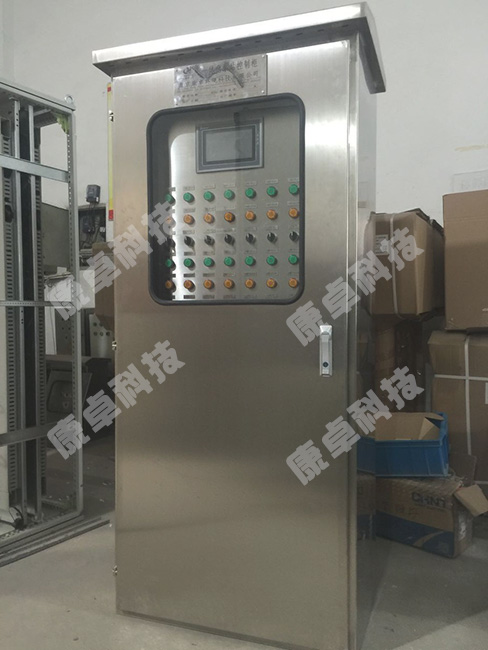一体化泵站控制柜自动控制系统解决方案