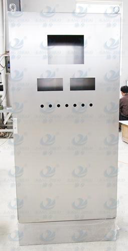 南京室内碳钢威图柜壳体,碳钢控