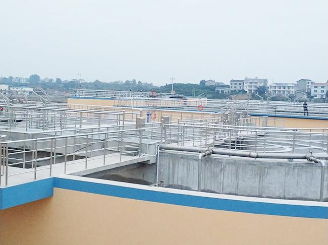 污水处理厂废水处理过程无线监控管理系统