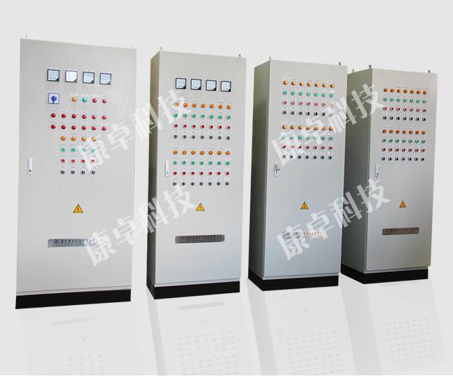 仿威图工业电气控制箱操作台