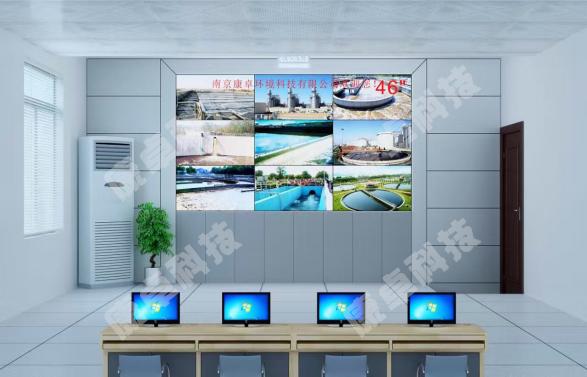 盐城污水处理自动控制系统,盐城水处理无线视频监控系统