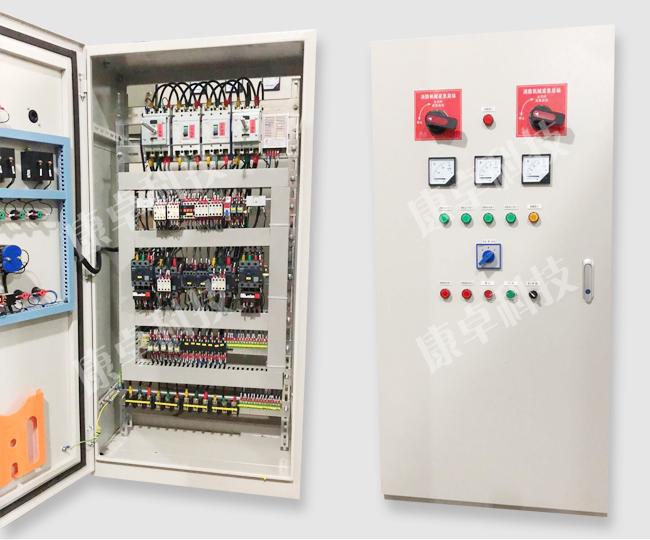 消防水泵控制柜带机械强制启动应急启动装置