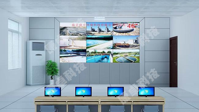 中控室液晶拼接屏,中控室大屏幕显示系统