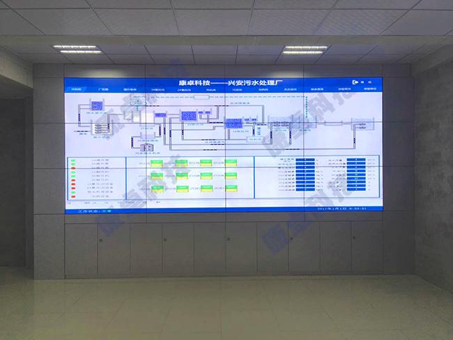 北京污水处理厂中控系统,北京中