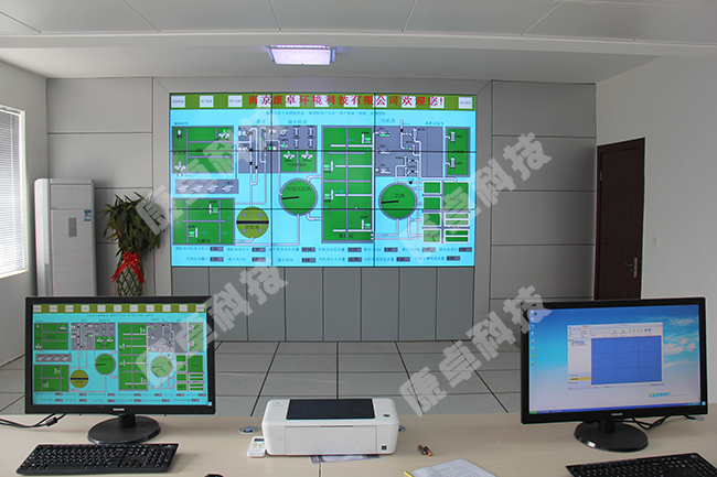 上海污水处理厂中控系统,上海中