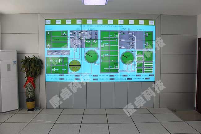杭州PLC控制系统_杭州污水厂PLC