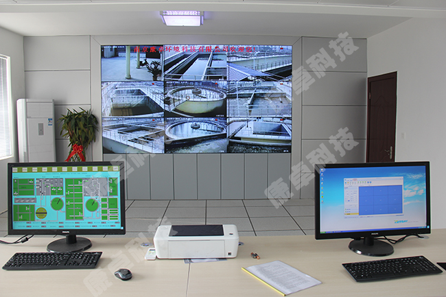 合肥污水处理厂自动控制系统解决方案