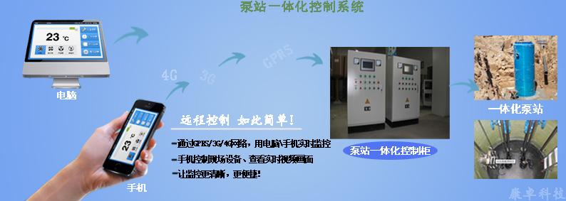 南京一体化泵站远程监控系统