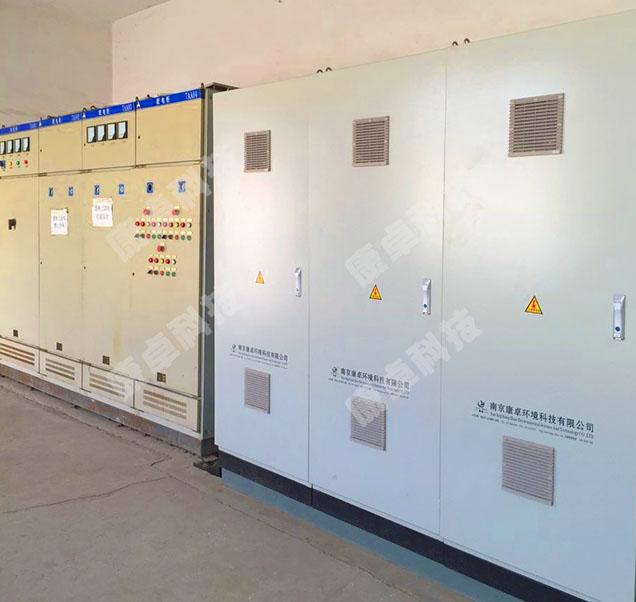 污水处理PLC控制系统