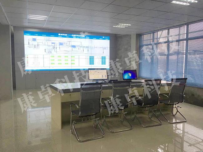 镇江污水处理自动控制系统