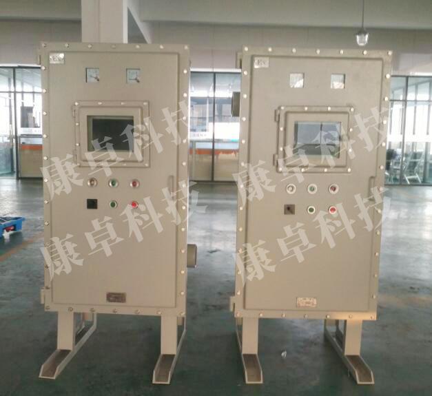 变频器防爆控制柜 变频防爆电气控制柜厂家