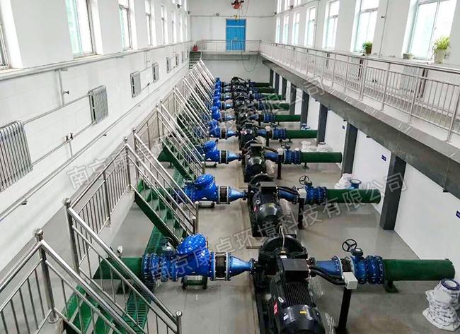 上海自来水厂自动化控制系统