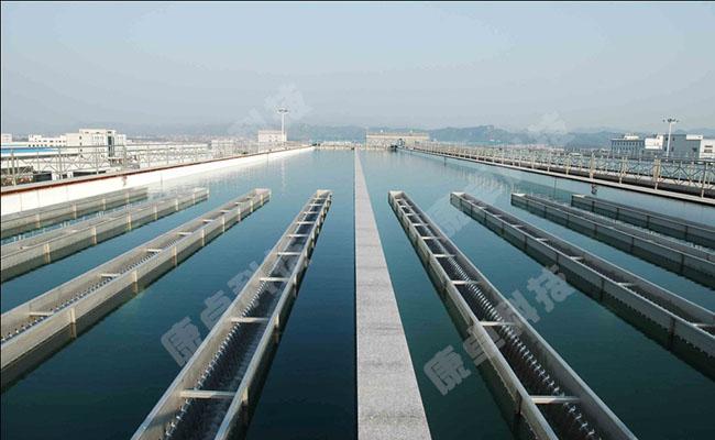 广州自来水厂自动化PLC控制系统