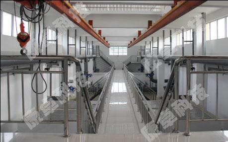 南京自来水厂自动化控制系统/远程监控系统