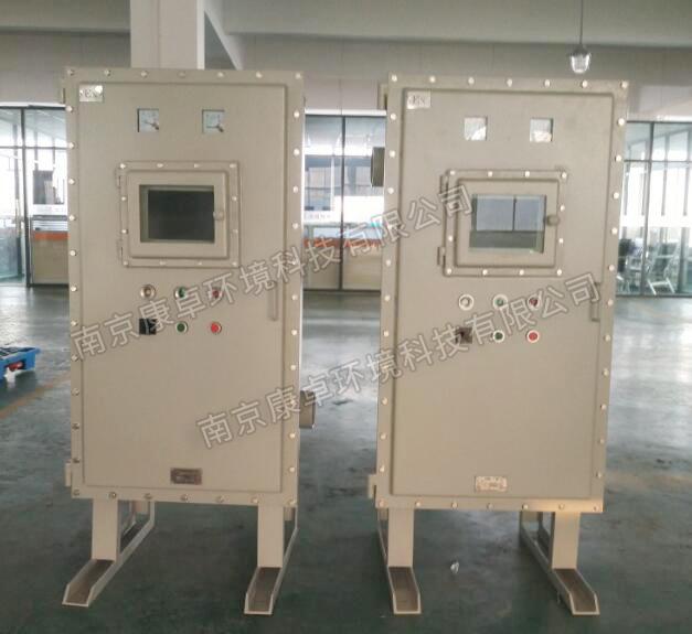 化工厂防爆控制柜,化工厂变频PLC防爆配电柜