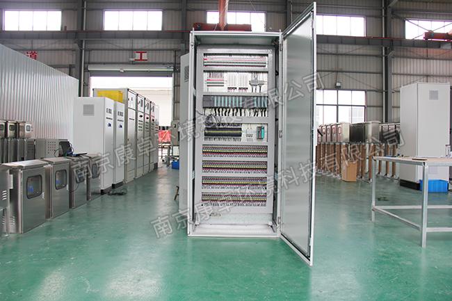 苏州西门子S7-300PLC控制柜_设计制作_生产厂家
