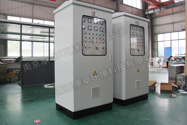 南京成套控制柜_生产厂家_设计制作