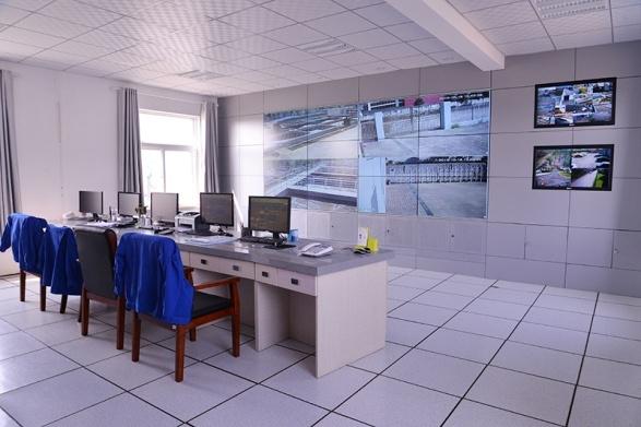 污水处理厂中控系统