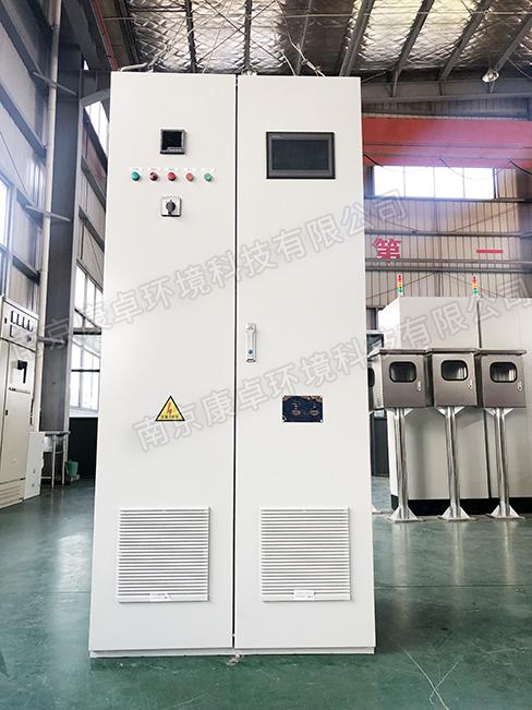 自来水厂增压泵站250KW大功率ABB变频器控制柜