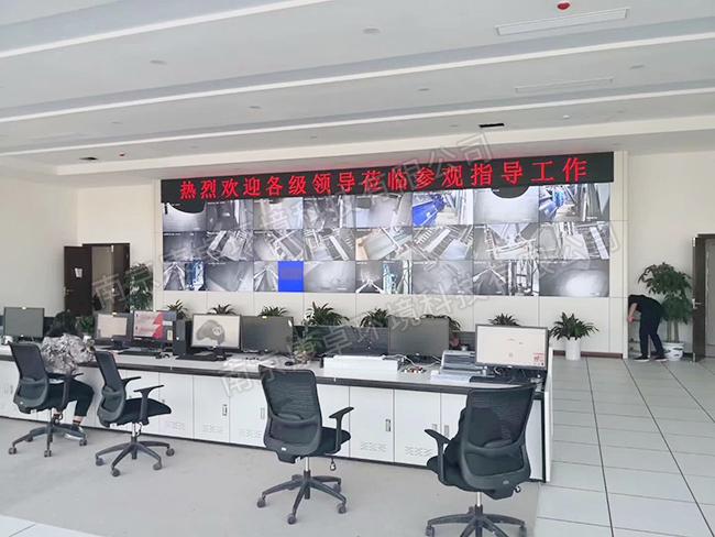 自来水厂增压泵站智能远程监控系统