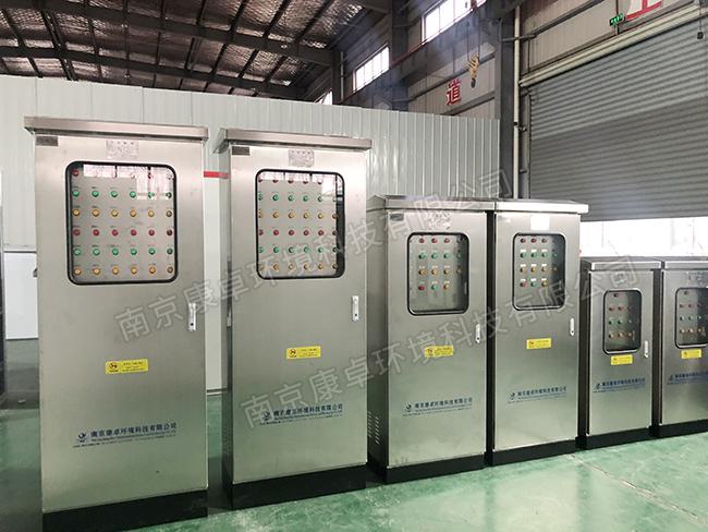 连云港自来水厂电气自动化控制系统解决方案