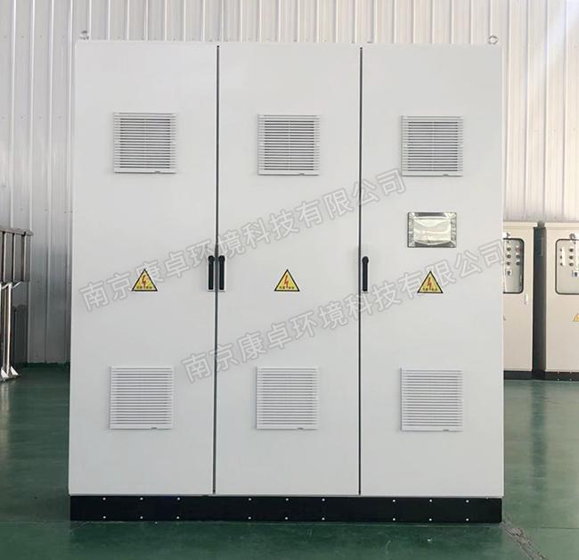 实验室恒温恒湿PLC控制柜