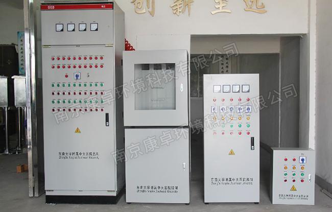 一体化医疗废水处理智能PLC控制系统