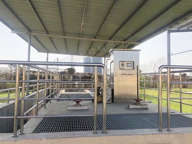 湖北污水处理控制系统设计方案_生产厂家_安装调试