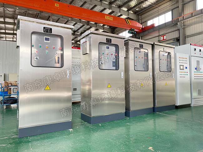 进口ABS水泵控制柜