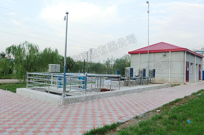 泵站plc自动化控制系统