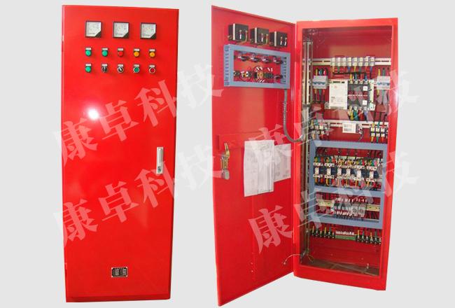 消防水泵自动巡检控制柜