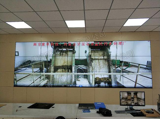 污水处理厂视频监控系统解决方案