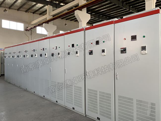 水泵PLC启动柜